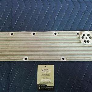 Tapa lateral de válvulas fabricada en aluminio refrigerada para Ford modelo A años 1928 al 1931.