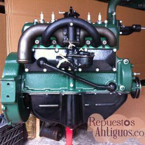 Motor para Ford modelo A años 1928 a 1931