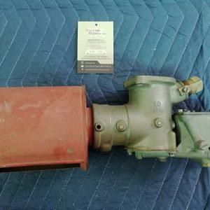 Carburador Marvel con filtro de aire Buick Master años 1927 al 1931.