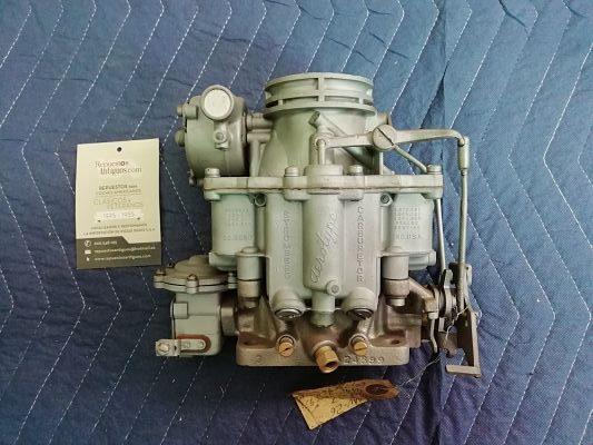 Carburador Stromberg Aerotype válido para Cadillac Buick Oldsmible Pontiac años 1940 1950 1960 series.