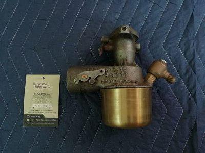 Carburador Carter ascendente para Chevrolet años 1926 al 1928, para motor 4 cilindros.