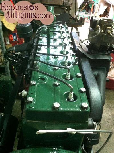 Motor para Pontiac 8 cilindros 268 pulgadas cúbicas.