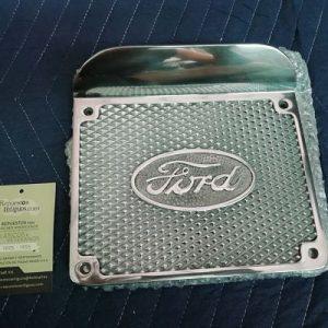 Apoya pies para estribos para coche Ford modelos A y T años 1928 a 1931.