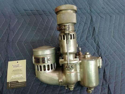 Carburador para coche Rolls Royce modelo 20/25